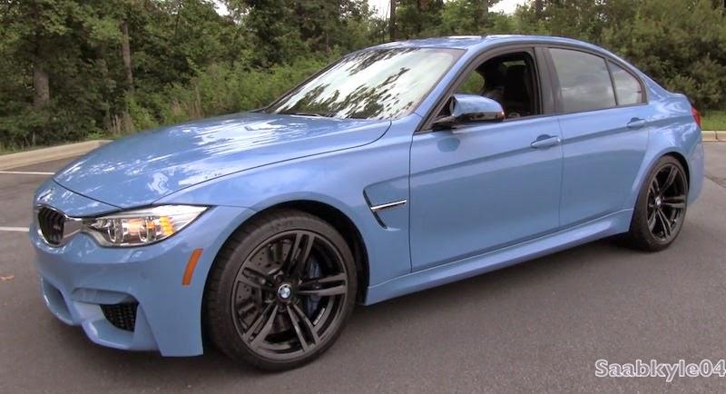 新型「BMW M3セダン」の試乗レビュー動画