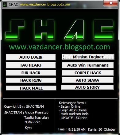 Super Full Hack Greget V6112 SHAC