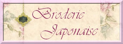 Broderie Japonaise