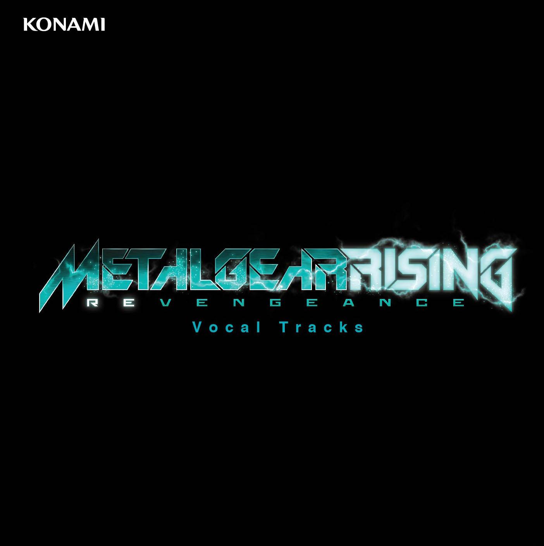 Metal Gear Rising Revengeance Vocal Tracks (2013) .Mp3 - 320Kps