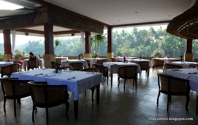 Cascades Restaurant, Breakfast, Viceroy, Ubud, Bali, Indonesia