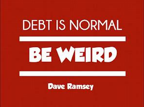 Let's be weird....