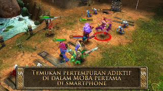 Download Heroes of Order & Chaos Apk Data Full