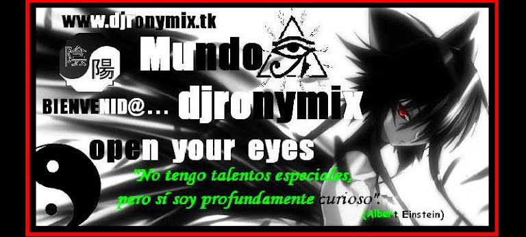 Mundo djronymix Open Your Eyes