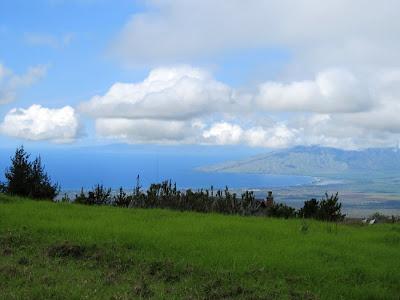 Maalaea Bay from home, Feb 2011