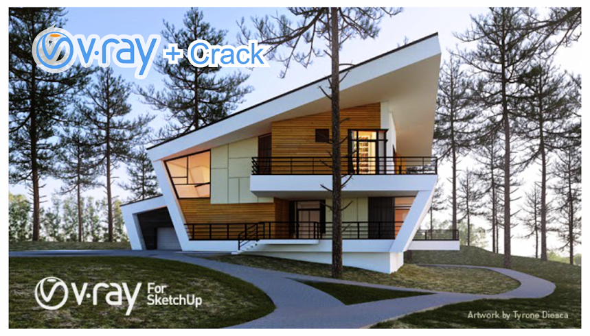 Vray 2 0 for SketchUp 2016 Full Crack Softasm