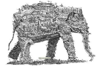El mastodonte urbano