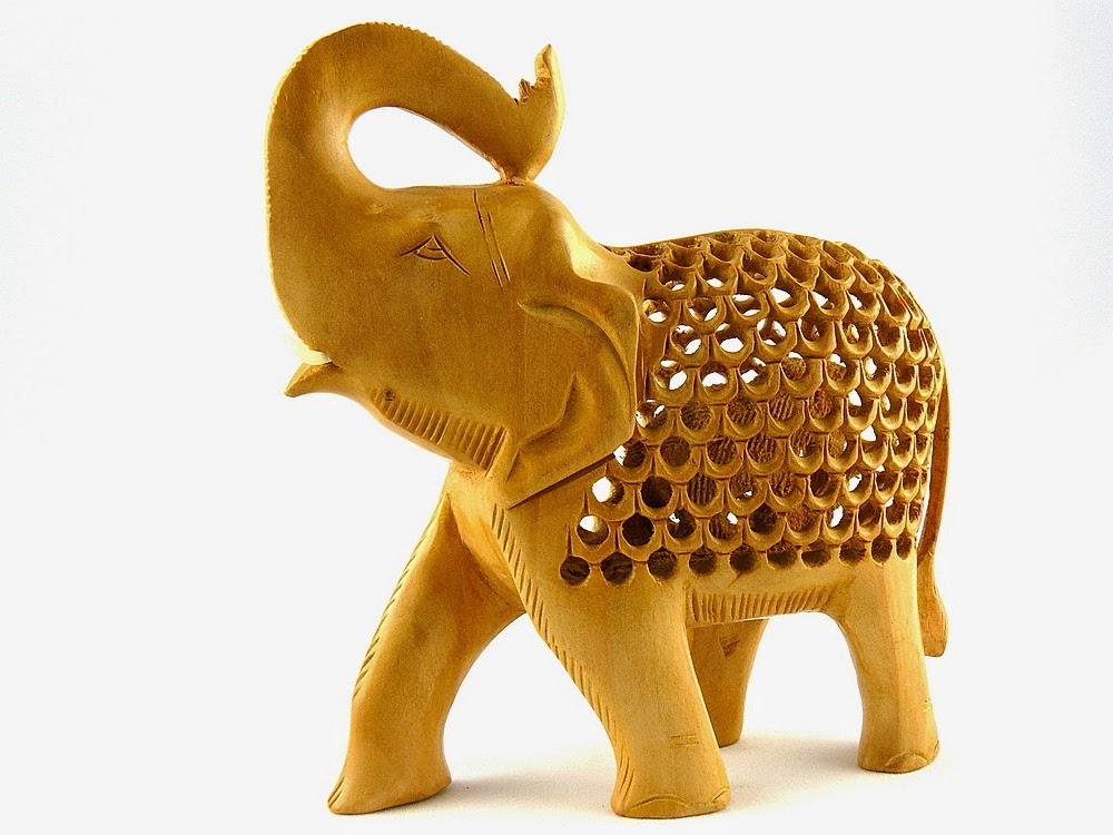 Статуэтка беременный слон