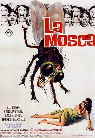 The Fly | 1958 | La Mosca