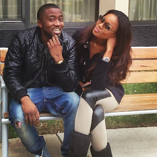 """""""Ice Prince is a very loyal guy & I love him dearly"""" – Yvonne Nelson"""