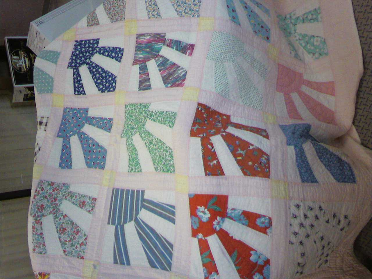 Great Grandma Erickson's Quilt