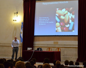 Charla de Felipe Contepomi sobre dóping