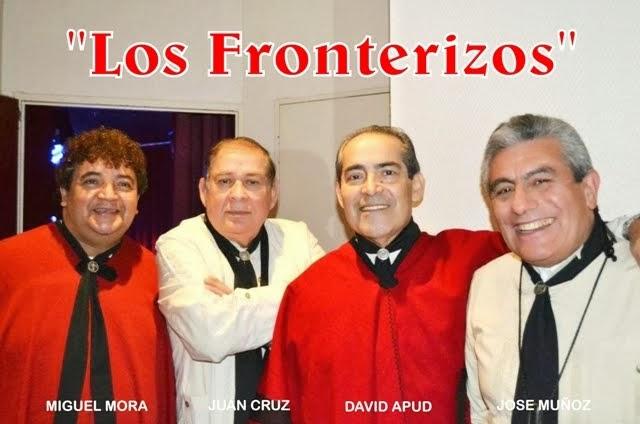 """LOS FRONTERIZOS """"Un Canto A La Vida"""""""