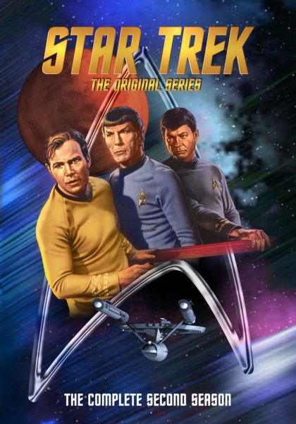 affiche Star Trek : The Original Series