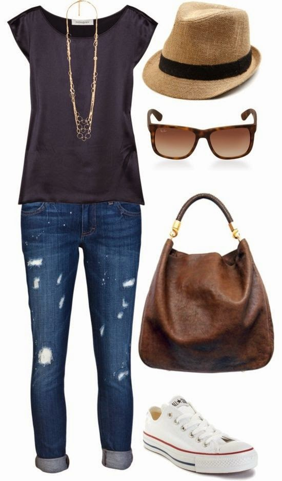 Beautiful Polyvore Combination Who Can Inspire You - Fashion Diva Design  See More http://worldcutefashion.blogspot.com/