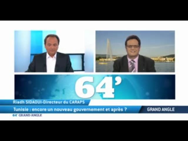 Tunisie : nouveau gouvernement de Chahed, et après ?