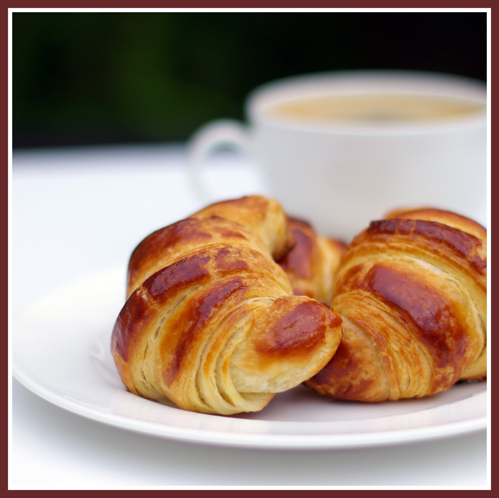 Within the Kitchen: Croissants - Daring Bakers Challenge