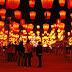 El año nuevo chino: El año del mono de fuego.