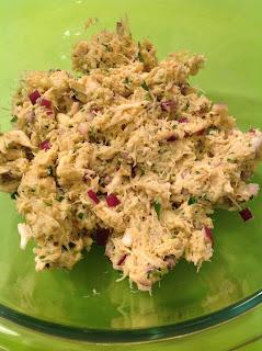 crab cake mix
