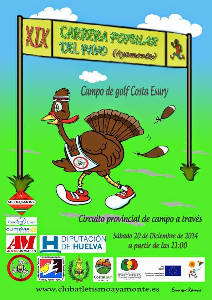 CARRERA POPULAR DEL PAVO