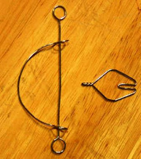 Bikin Sendiri Puzzle Busur Panah dari Kawat atau Klip Kertas