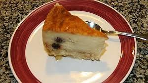 Torta de Semola con Frutas