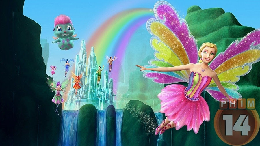 Barbie Và Phép Thuật Cầu Vồng Barbie Fairytopia Magic of the Rainbow Official Stills 1