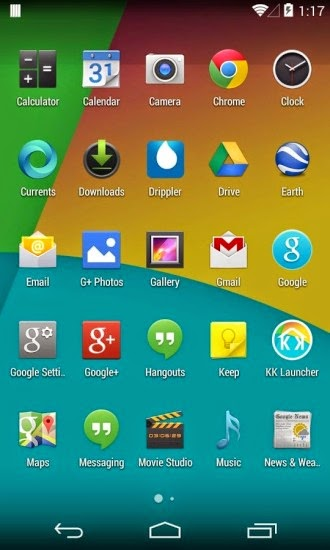 KK Launcher Prime for android