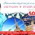 Đi châu Âu đón Giáng sinh với vé máy bay giá rẻ của Vietnam Airlines