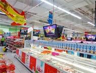 quảng cáo trong siêu thị, quảng cáo LCD