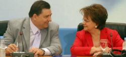 Πέφτουμε απ' τα σύννεφα... Η Νίκη Τζαβέλα «διόρισε» την κόρη της στην Ευρωβουλή μέσω χάρης συναδέλφου της