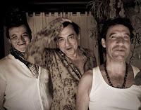 Los alpresa en Sevilla, actuaciones del 11 al 13 de abril de 2012 a beneficio de la Hermandad del Rocío de Triana
