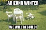 Brutal Arizona Winter
