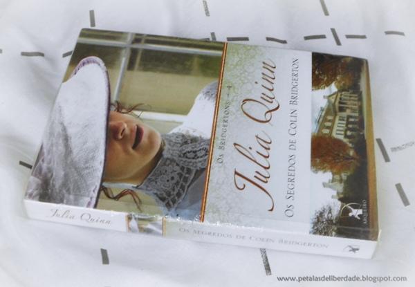 Resenha, livro, Os segredos de Colin Bridgerton, Julia Quinn, romance de época, Editora Arqueiro, patinho feio