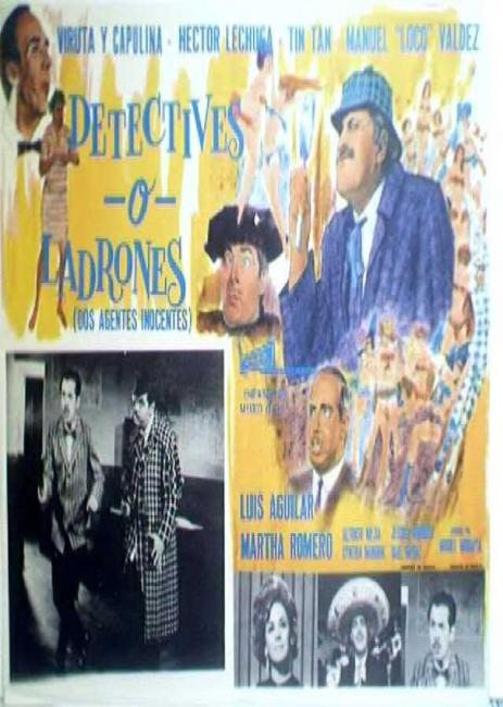 Detectives o ladrones (1967)
