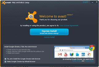 Установка avast антивируса на ваш компьютер