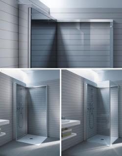 Tiết kiệm không gian với bồn tắm gấp