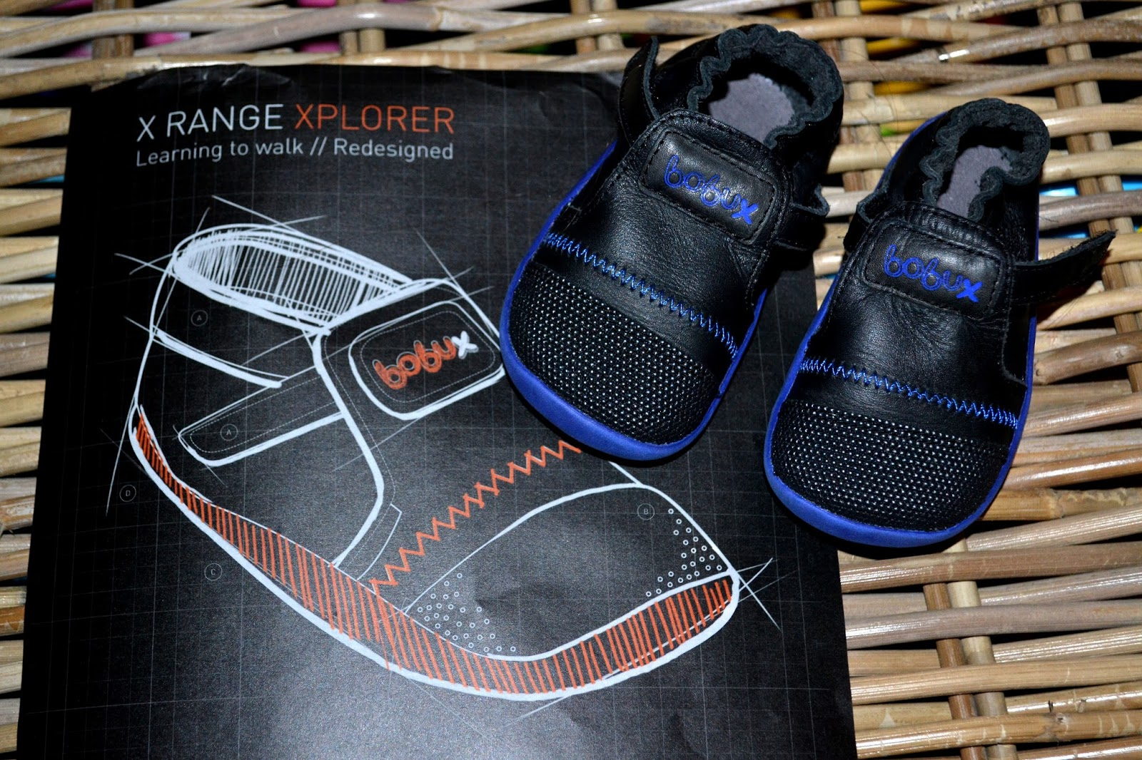 Bobux Xplorer baby shoes