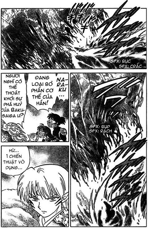 Inuyasha-Khuyển Dạ Xoa-Bản Đẹp chap 516 Trang 14