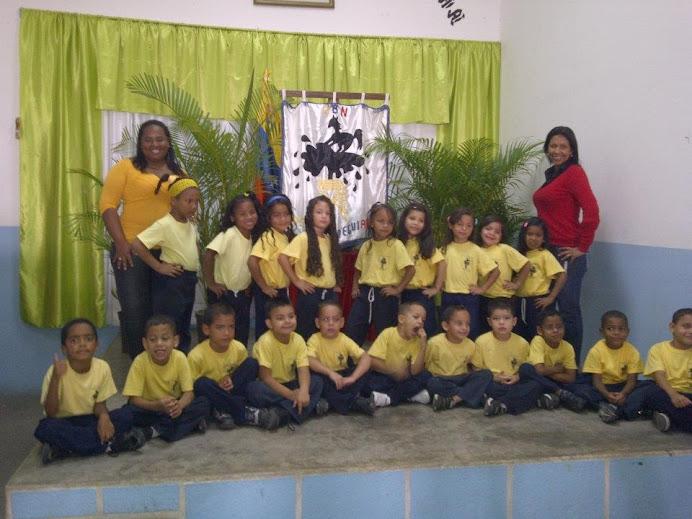 El Futuro... Promoción de Preescolar 2011- 2012