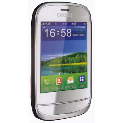 Cross D5T - Harga Spesifikasi Ponsel Layar Sentuh Murah Fitur Lengkap - Berita Handphone