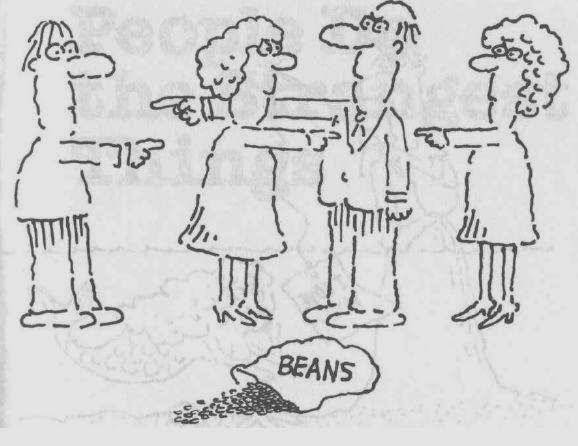 The Challenge Of Learning Us English Todays Idiom Spill The Beans