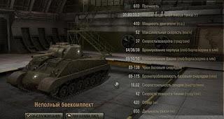 M4A2E4 tank