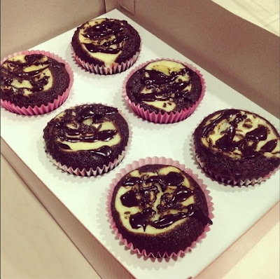 Skye Creation Cupcakes at www.diningincebu.blogspot.com