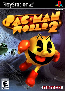 Pac-Man World 2 Ps2 Iso Ntsc Mega Juegos Para PlayStation 2