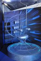 kosmiczny fotel - planetarium Wroclaw