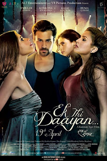 Ek Thi Daayan (2013) (Audio Cleaned) - DVDSCREENER - XviD - ESubs - 1xCD [DDR] - Free Download
