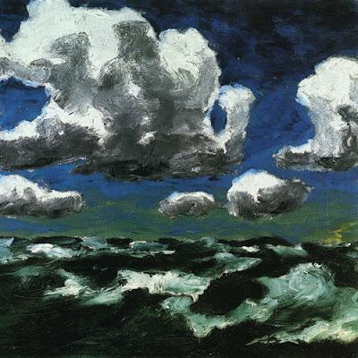 Emil Nolde - Nuages d'été,1913.