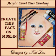 Using Acrylics to Paint a Face