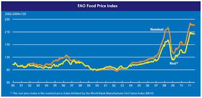 Food Prices Still Elevated thumbnail
